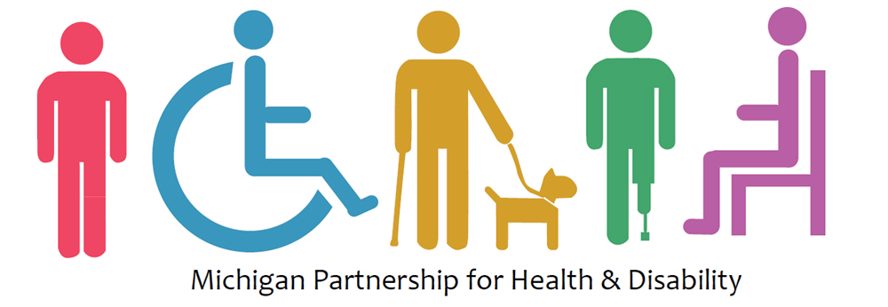 disability health partnership logo